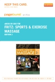 Sports & Exercise Massage - Elsevier eBook on Intel Education Study (Retail Access Card), 2nd Edition