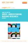 cover image - Understanding Nursing Research - Elsevier eBook on Intel Education Study (Retail Access Card),6th Edition