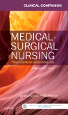 Clinical Companion for Medical-Surgical Nursing - Elsevier eBook on Intel Education Study, 8th Edition