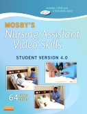 cover image - Mosby's Nursing Assistant Video Skills - Student Version DVD 4.0,4th Edition