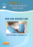Mosby's Nursing Assistant Video Skills: Skin & Wound Care DVD 4.0, 4th Edition