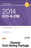 cover image - 2014 ICD-9-CM for Hospitals, Volumes 1, 2 & 3 Standard Edition with CPT 2014 Standard Edition Package