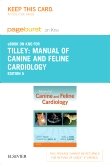 Manual of Canine and Feline Cardiology - Elsevier eBook on Intel Education Study (Retail Access Card), 5th Edition