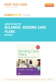 Nursing Care Plans - Elsevier eBook on Intel Education Study (Retail Access Card), 8th Edition