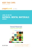 Dental Materials - Elsevier eBook on Intel Education Study (Retail Access Card), 3rd Edition