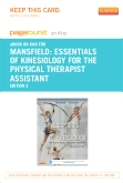 Essentials of Kinesiology for the Physical Therapist Assistant - Elsevier eBook on Intel Education Study (Retail Access Card), 2nd Edition