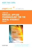 cover image - Applied Pharmacology for the Dental Hygienist - Elsevier eBook on VitalSource (Retail Access Card),7th Edition