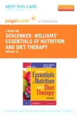 cover image - Williams' Essentials of Nurtition and Diet Therapy - Revised Reprint - Elsevier eBook on VitalSource (Retail Access Card),10th Edition