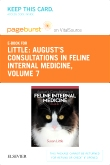 August's Consultations in Feline Internal Medicine, Volume 7 - Elsevier eBook on VitalSource (Retail Access Card)