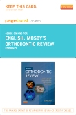 Mosby's Orthodontic Review - Elsevier eBook on Intel Education Study (Retail Access Card), 2nd Edition