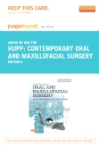 Contemporary Oral and Maxillofacial Surgery - Elsevier eBook on Intel Education Study (Retail Access Card), 6th Edition