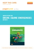 Equine Emergencies - Elsevier eBook on Intel Education Study (Retail Access Card), 4th Edition
