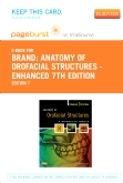 Anatomy of Orofacial Structures - Enhanced 7th Edition - Elsevier eBook on Vitalsource (Retail Access Card), 7th Edition