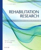 Rehabilitation Research - Elsevier eBook on Vitalsource, 5th Edition