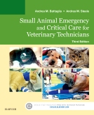 cover image - Small Animal Emergency and Critical Care for Veterinary Technicians - Elsevier eBook on VitalSource,3rd Edition