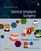 cover image - Color Atlas of Dental Implant Surgery - Elsevier eBook on VitalSource,4th Edition