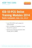 ICD-10-PCS Online Training Modules, 2014 Edition (Access Code)
