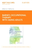 Occupational Therapy with Aging Adults - Elsevier eBook on VitalSource (Retail Access Card)