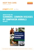 Common Diseases of Companion Animals - Elsevier eBook on Intel Education Study (Retail Access Card), 3rd Edition
