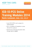 ICD-10-PCS Online Training Modules, 2014 Edition