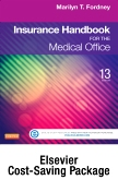 cover image - Medical Insurance Online for Insurance Handbook for the Medical Office (Access Code and Textbook Package),13th Edition