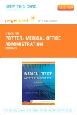 Medical Office Administration - Elsevier eBook on VitalSource (Retail Access Card), 3rd Edition