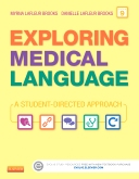 cover image - Exploring Medical Language - Text and Audio CDs Package,9th Edition