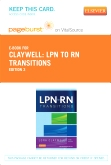 LPN to RN Transitions - Elsevier eBook on VitalSource (Retail Access Card), 3rd Edition