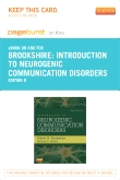 Introduction to Neurogenic Communication Disorders - Elsevier eBook on Intel Education Study (Retail Access Card), 8th Edition