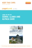 Llama and Alpaca Care - Elsevier eBook on Intel Education Study (Retail Access Card)