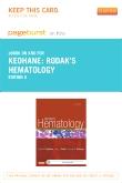 Rodak's Hematology Elsevier eBook on Intel Education Study (Retail Access Card), 5th Edition