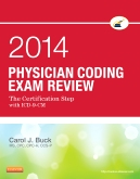 Physician Coding Exam Review 2014 with ICD-9-CM - Elsevier eBook on VitalSource