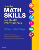 Saunders Math Skills for Health Professionals - Elsevier eBook on Intel Education Study