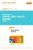 Adult Health Nursing - Elsevier eBook on Intel Education Study (Retail Access Card), 7th Edition