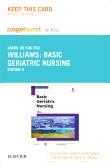 Basic Geriatric Nursing - Elsevier eBook on Intel Education Study (Retail Access Card), 6th Edition