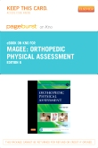 Orthopedic Physical Assessment - Elsevier eBook on Intel Education Study (Retail Access Card), 6th Edition