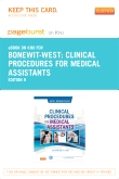 Clinical Procedures for Medical Assistants - Elsevier eBook on Intel Education Study (Retail Access Card), 9th Edition