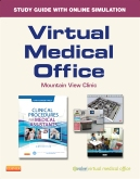 cover image - Virtual Medical Office for Clinical Procedures for Medical Assistants (Access Card),9th Edition