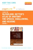 cover image - Netter's Atlas of Anatomy for Speech, Swallowing, and Hearing - Elsevier eBook on VitalSource (Retail Access Card),2nd Edition