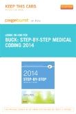 Step-by-Step Medical Coding, 2014 Edition - Elsevier eBook on Intel Education Study (Retail Access Card)