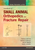 Brinker, Piermattei and Flo's Handbook of Small Animal Orthopedics and Fracture Repair - Elsevier eBook on Intel Education Study, 5th Edition