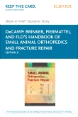 Brinker, Piermattei and Flo's Handbook of Small Animal Orthopedics and Fracture Repair - Elsevier eBook on Intel Education Study (Retail Access Card), 5th Edition