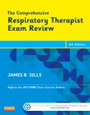 cover image - Evolve Exam Review for The Comprehensive Respiratory Therapist Exam Review,6th Edition