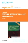 cover image - PART - Respiratory Care Exam Review - Elsevier eBook on VitalSource (Retail Access Card),4th Edition