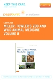 cover image - Fowler's Zoo and Wild Animal Medicine, Volume 8 - Elsevier eBook on VitalSource (Retail Access Card)