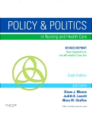 Policy and Politics in Nursing and Healthcare - Revised Reprint - Elsevier eBook on VitalSource, 6th Edition