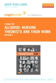 cover image - Nursing Theorists and Their Work - Elsevier eBook on VitalSource (Retail Access Card),8th Edition
