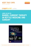 Current Therapy in Reptile Medicine and Surgery - Elsevier eBook on Intel Education Study (Retail Access Card)