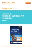 cover image - Sonography Scanning - Elsevier eBook on Intel Education Study (Retail Access Card),4th Edition