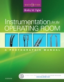 cover image - Instrumentation for the Operating Room,9th Edition